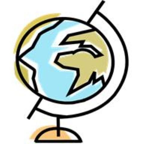 Globus für die Schule